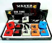 WAXERZ DAB CUBE SILICONE JARS