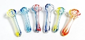 PEANUT 2.5'' GLASS HANDPIPES AW2529